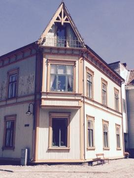 Building in Gamlebyen