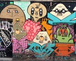 Street art is everywhere in Grünerløkka
