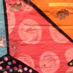Street art detail