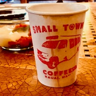 Small Town Coffee, Kapa'a